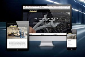 Automotive Website by Futura Media Productions