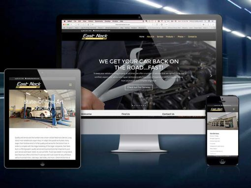 Automotive Website